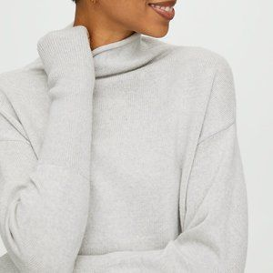 Aritzia Wilfred Cyprie Sweater Merino-wool Sweater